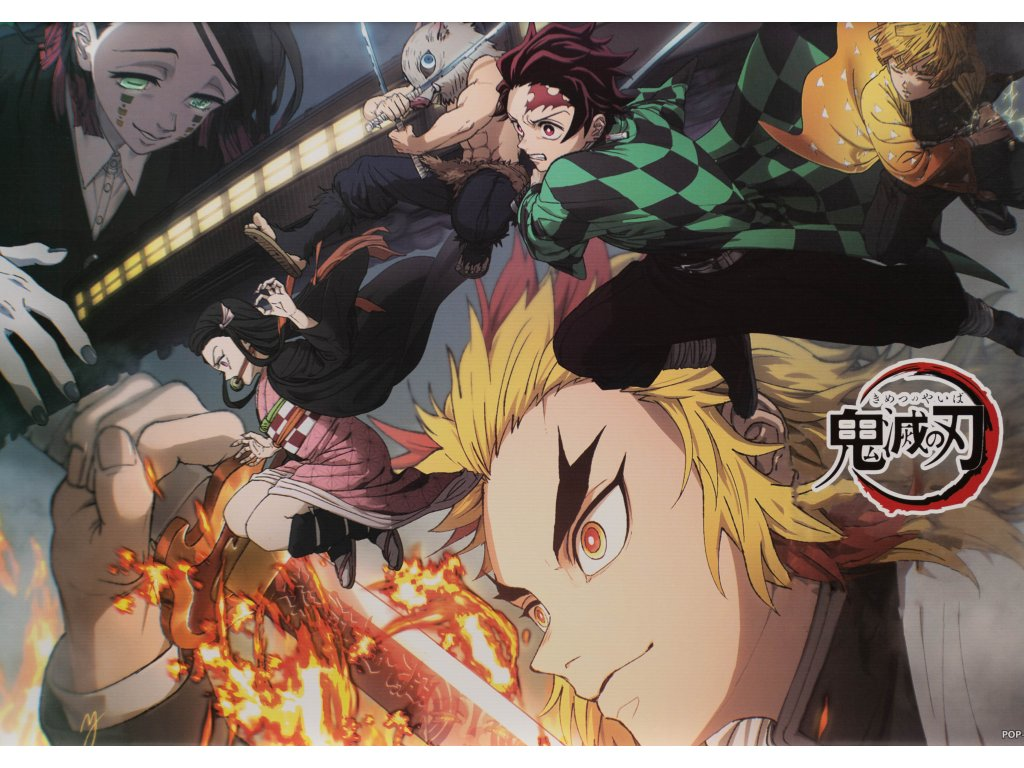 Plakát Demon Slayer - 12 (N)