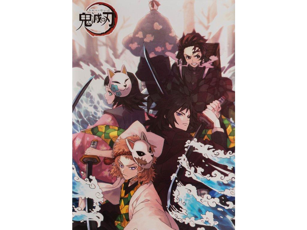Plakát Demon Slayer - 33 (N)