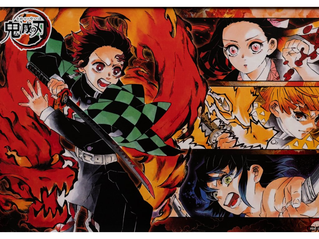 Plakát Demon Slayer - 38 (N)