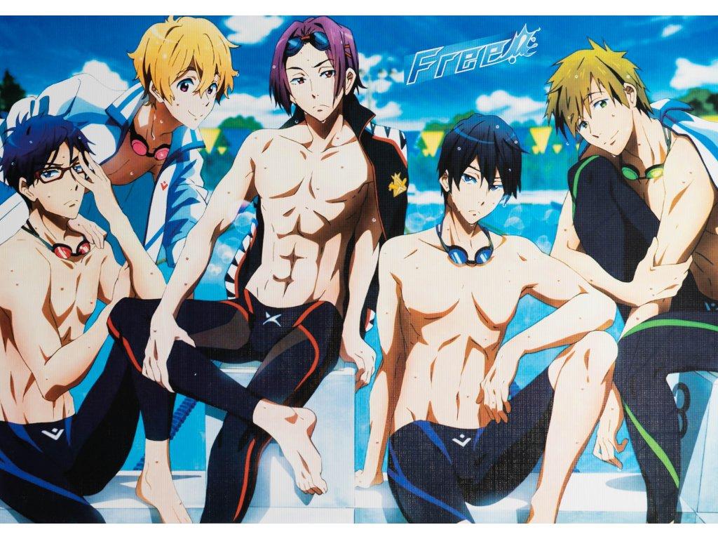 Plakát Free - 4 (N)