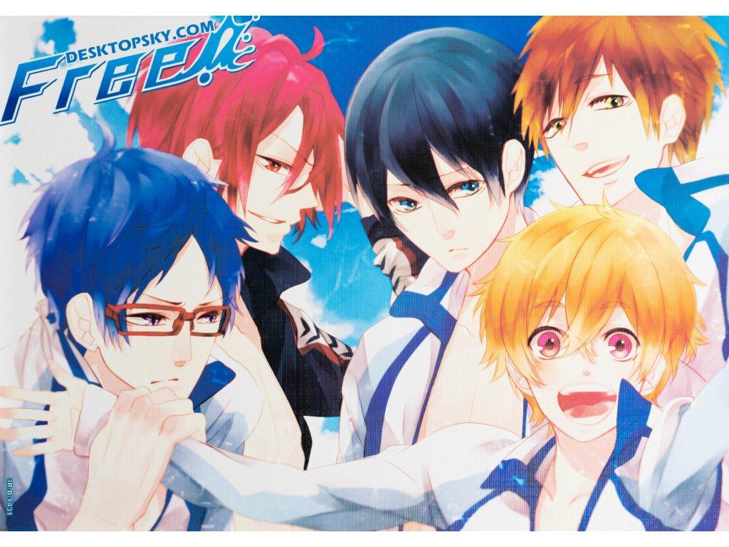 Plakát Free - 6 (N)