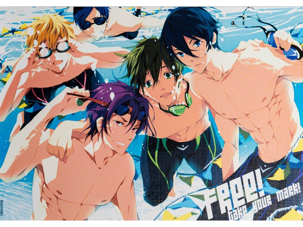 Plakát Free - 7 (N)