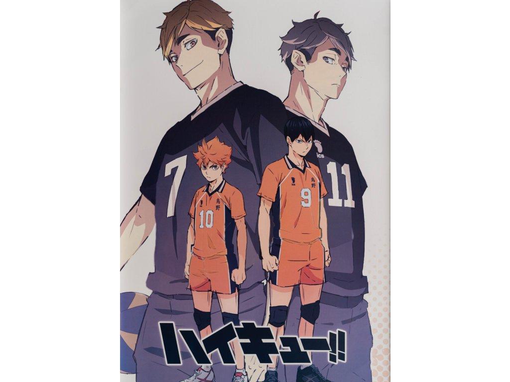 Plakát Haikyu - 1 (N)