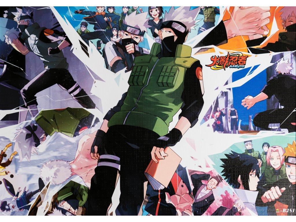 Plakát Naruto - 1 (N)