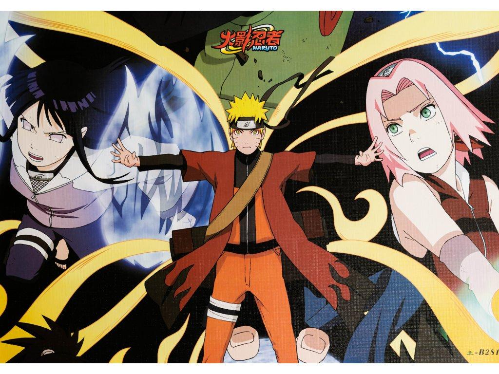Plakát Naruto - 2 (N)