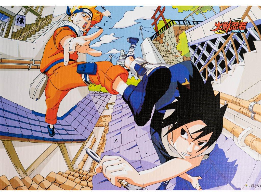 Plakát Naruto - 4 (N)