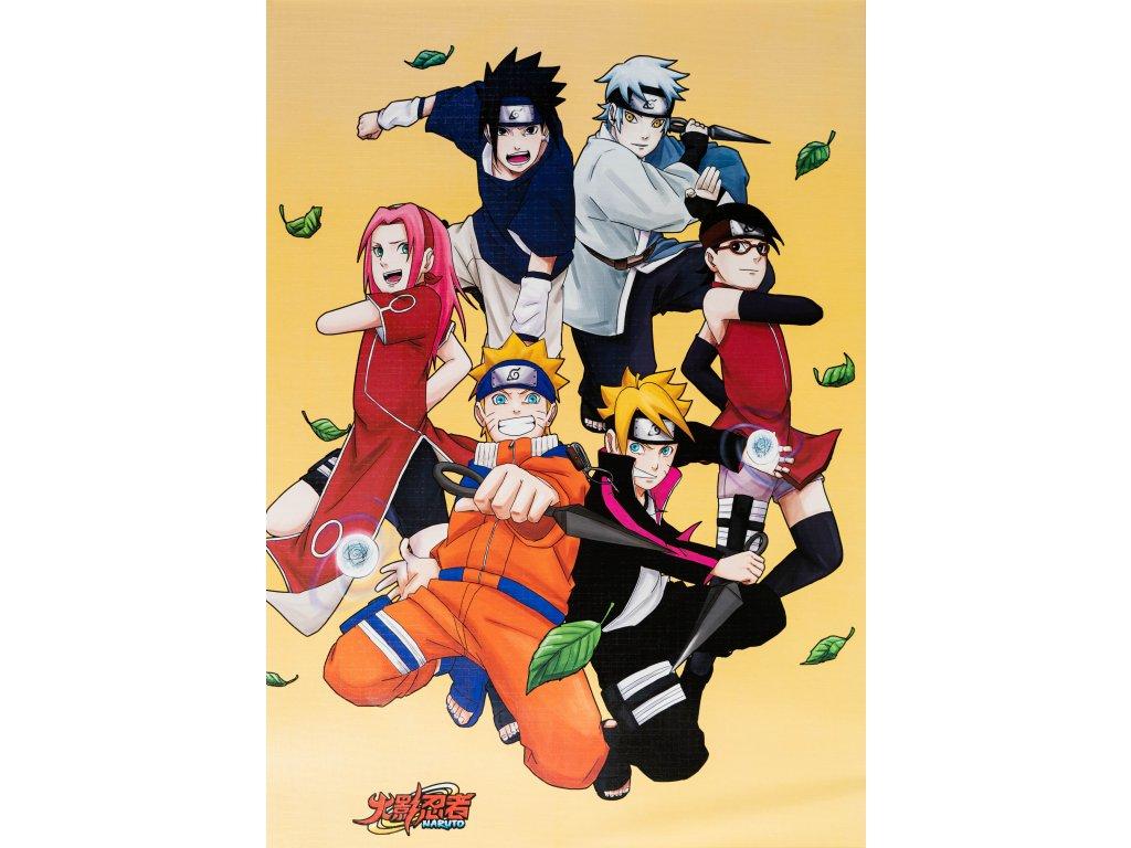 Plakát Naruto - 7 (N)