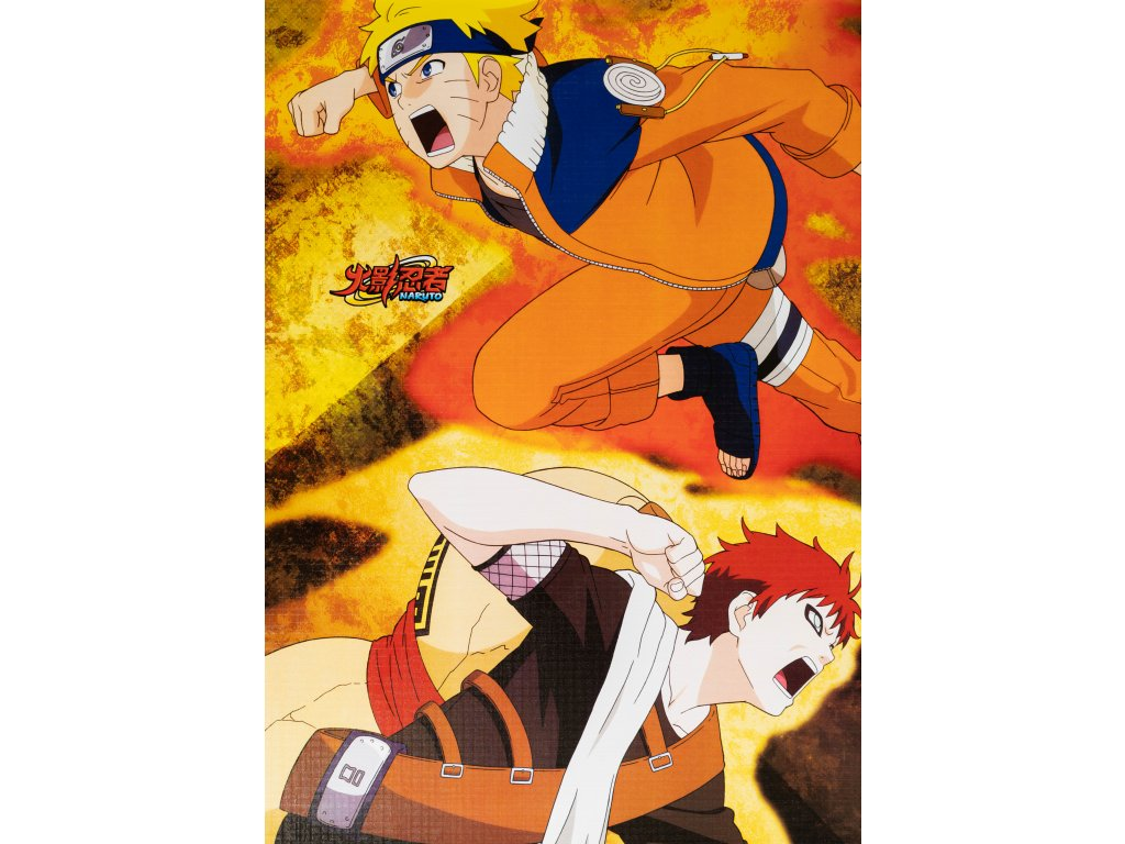 Plakát Naruto - 10 (N)