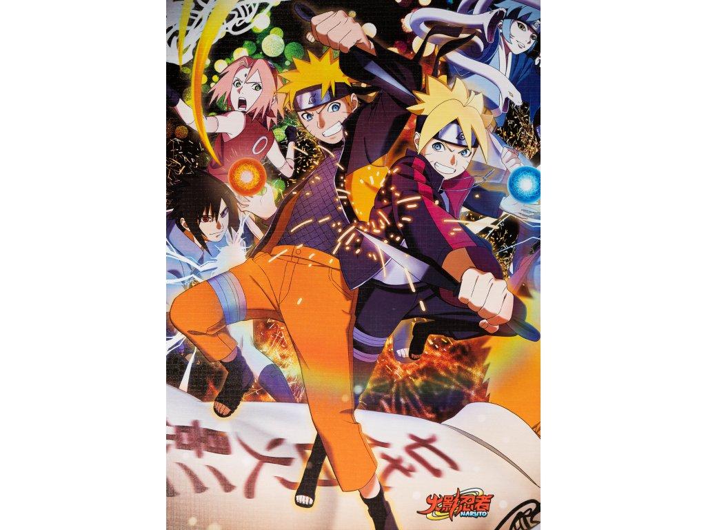 Plakát Naruto - 13 (N)