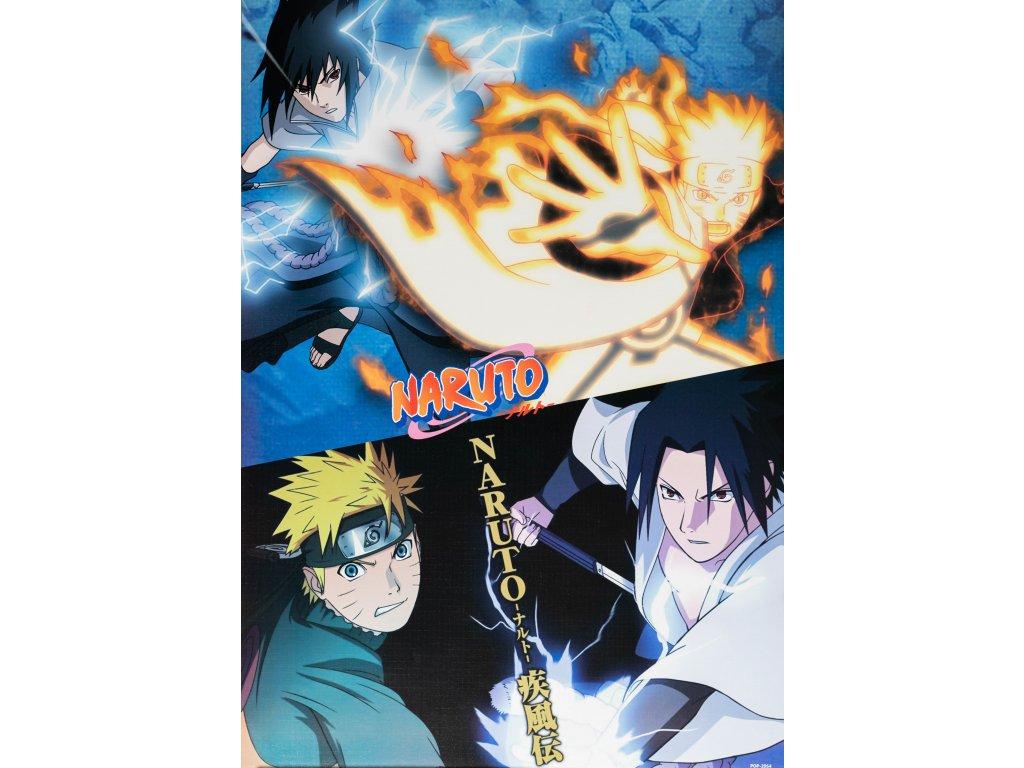Plakát Naruto - 19 (N)