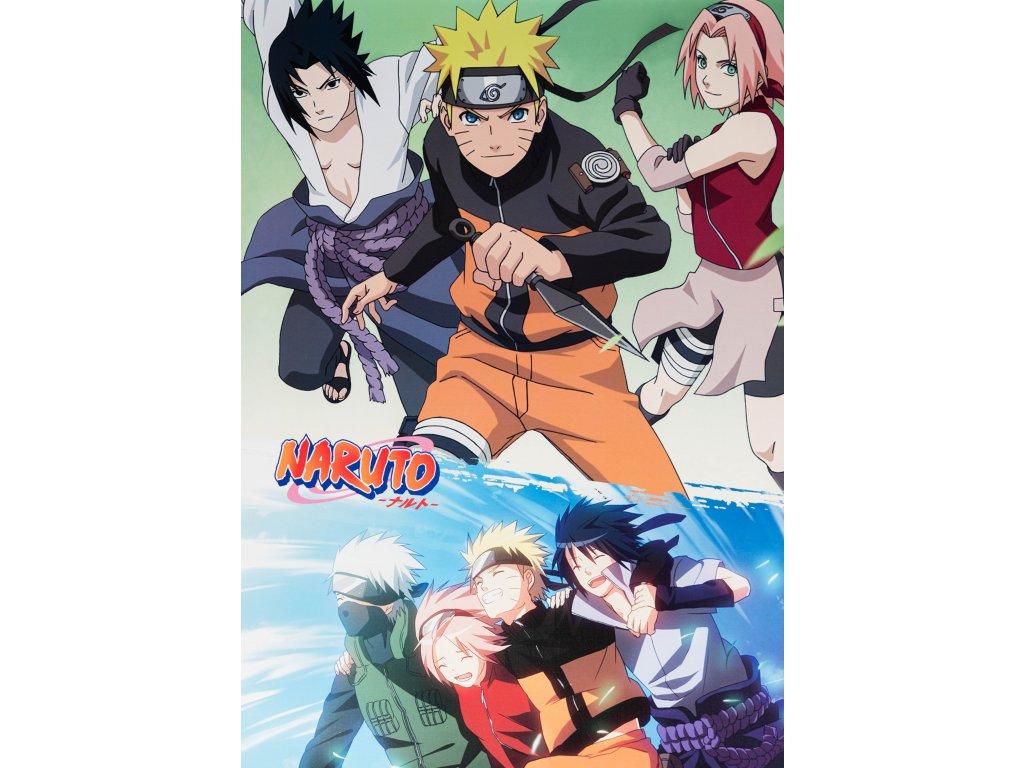 Plakát Naruto - 20 (N)