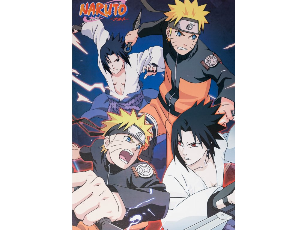 Plakát Naruto - 23 (N)