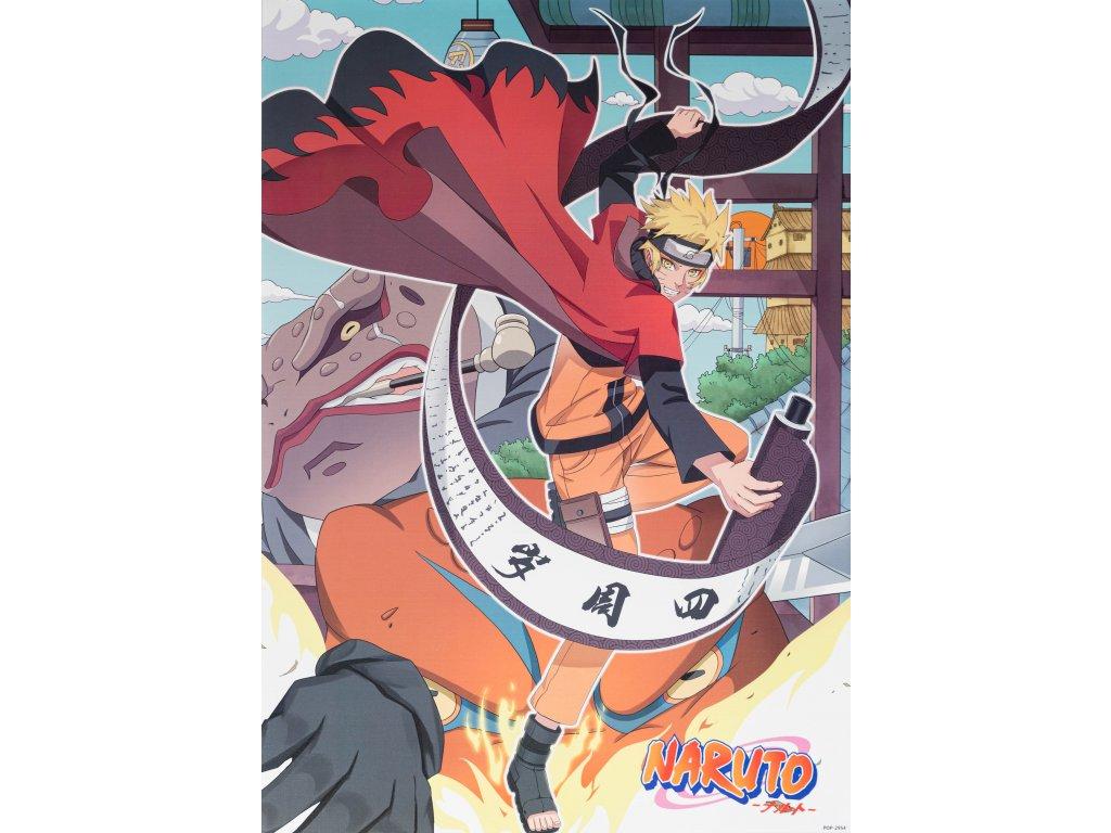 Plakát Naruto - 24 (N)