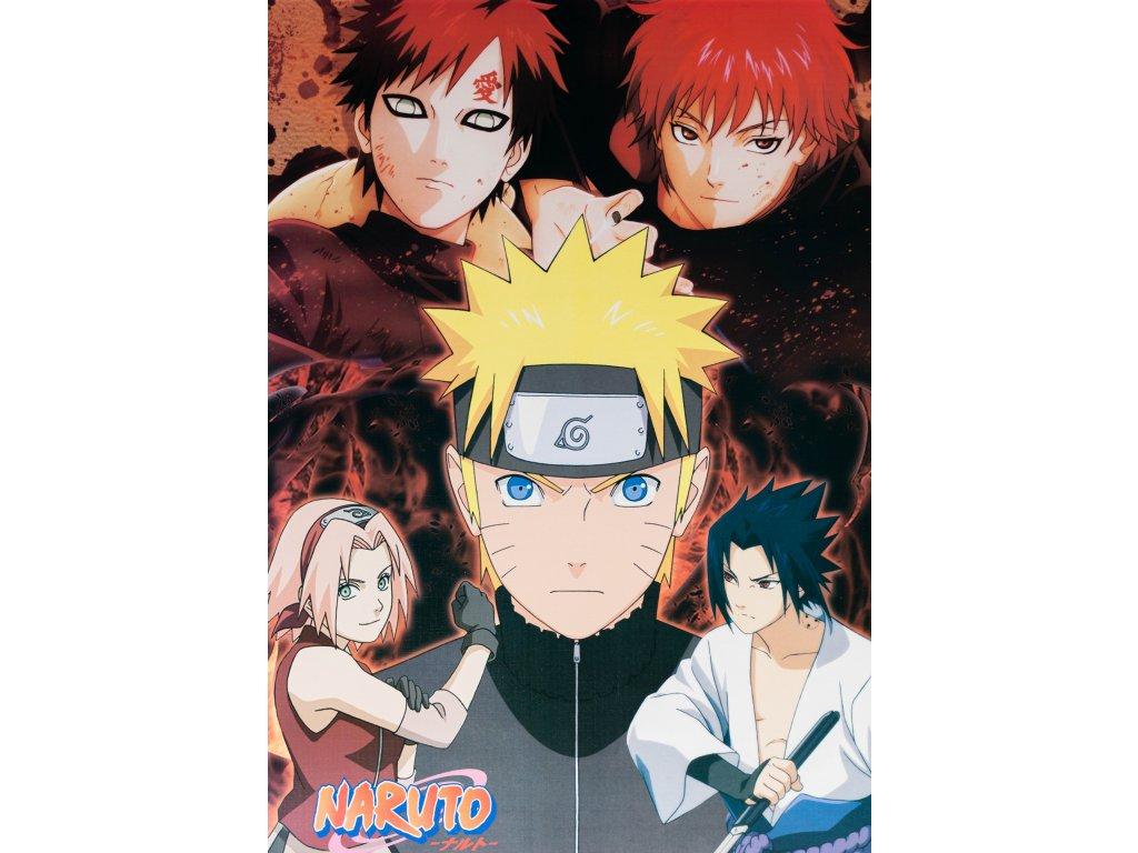 Plakát Naruto - 28 (N)