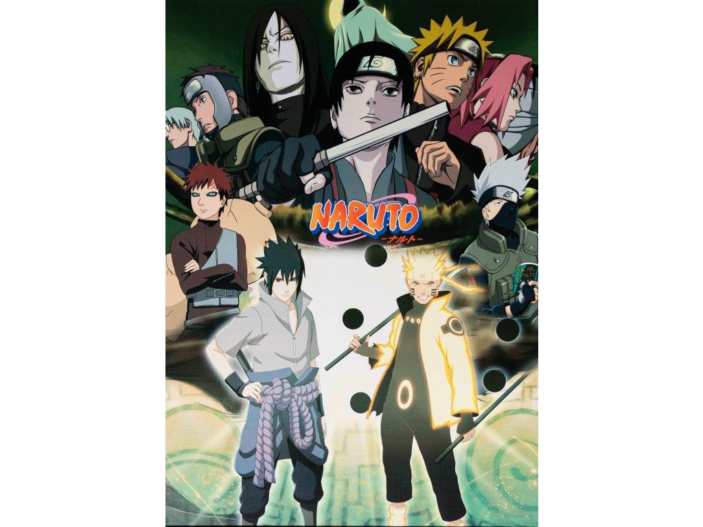 Plakát Naruto - 29 (N)