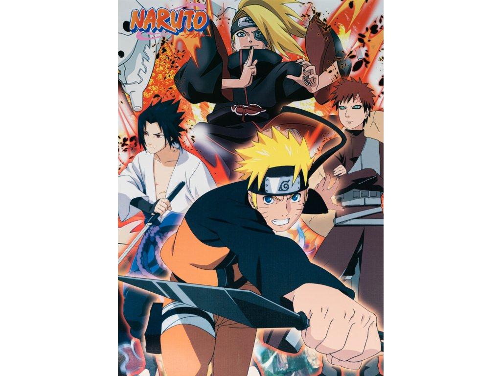 Plakát Naruto - 32 (N)