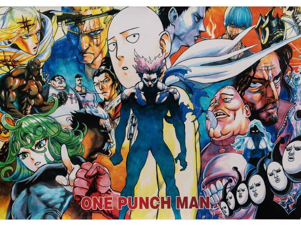 Plakát One Punch Man - 1 (N)