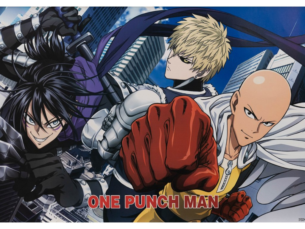 Plakát One Punch Man - 7 (N)