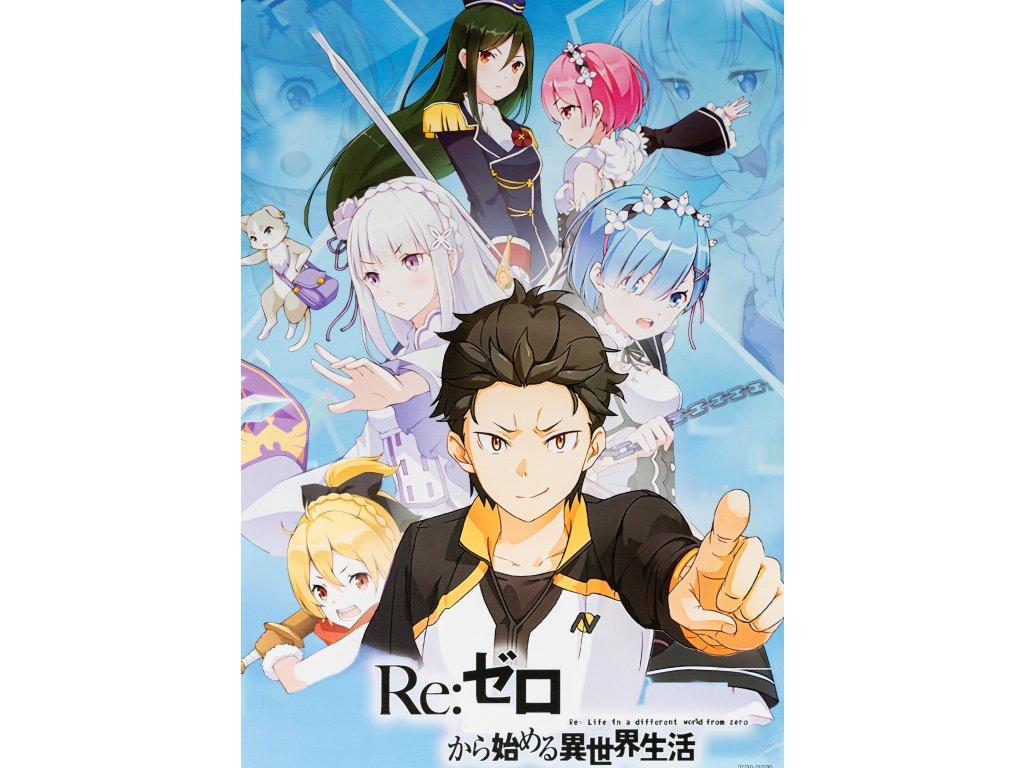 Plakát Re: Zero - 1 (N)