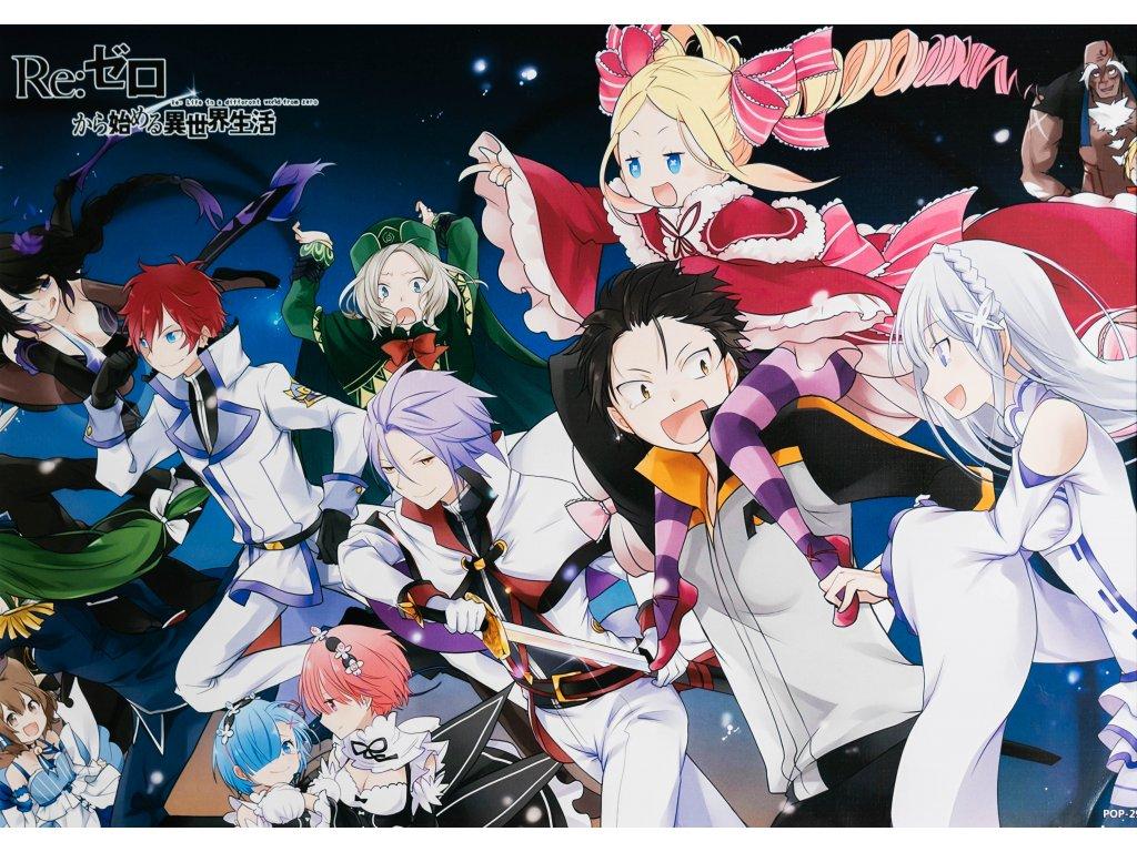 Plakát Re: Zero - 7 (N)