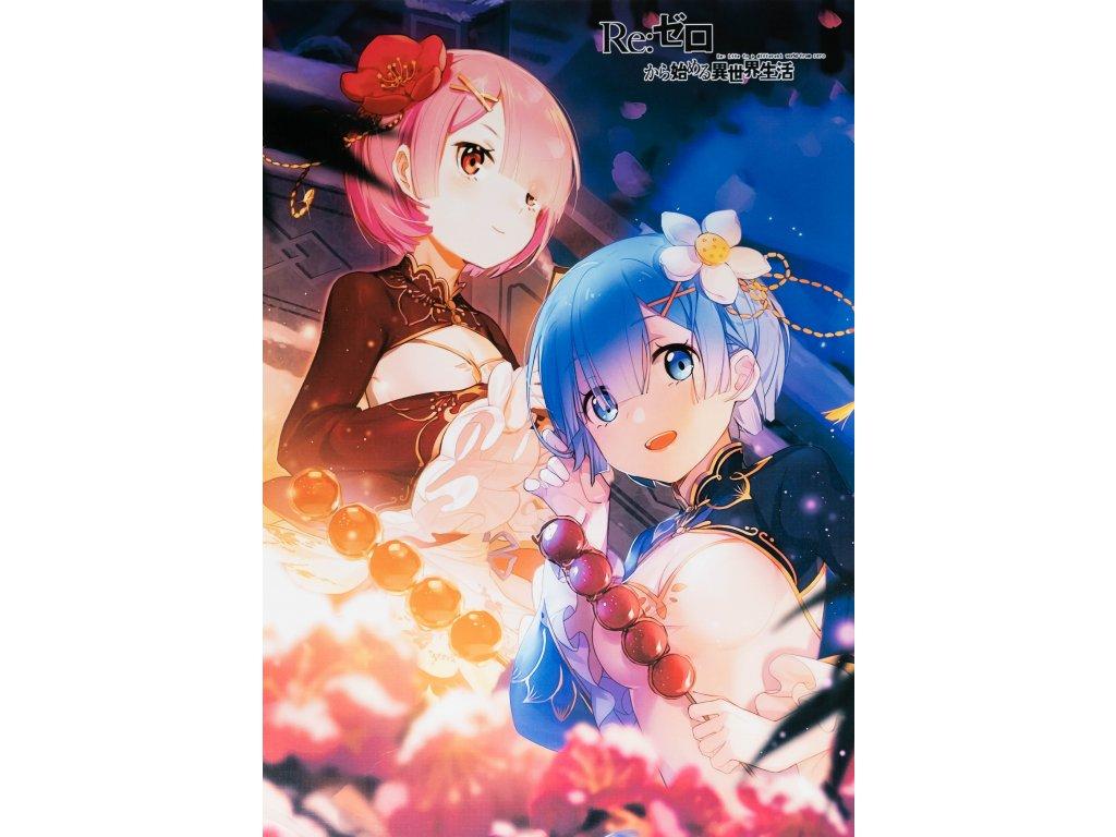 Plakát Re: Zero - 8 (N)
