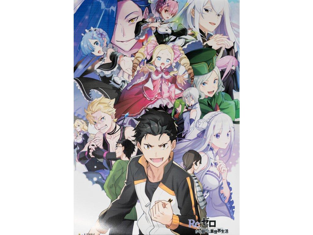 Plakát Re: Zero - 12 (N)