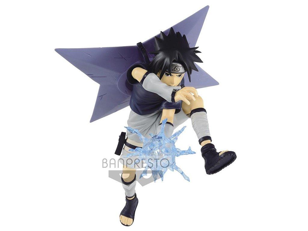 sasuke uchiha vibration stars