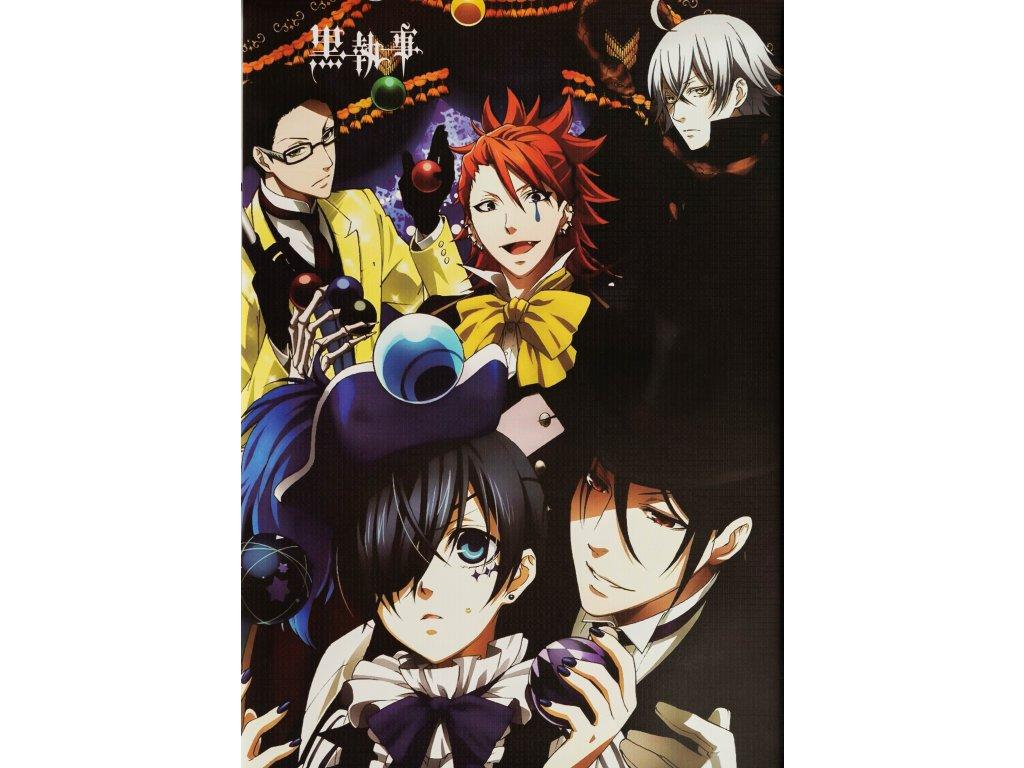 Plakát Kuroshitsuji - 1 (N)