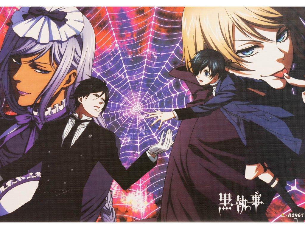 Plakát Kuroshitsuji - 2 (N)