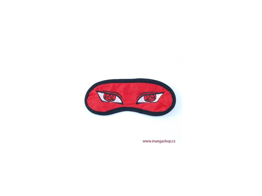 Maska na oči Mangekyou Sharingan