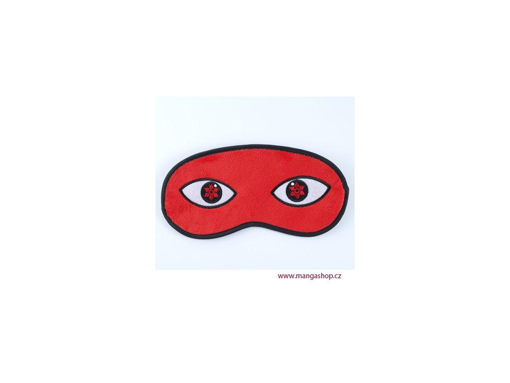 Maska na oči Mangekyou Sharingan - Sasuke 2