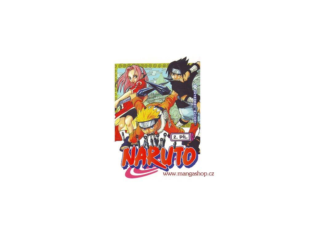 Naruto 2 - Nejhorší klient (česky)