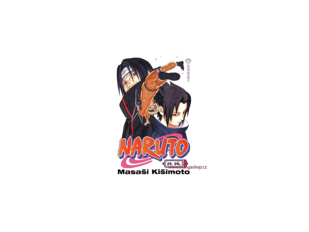 Naruto 25: Bratři