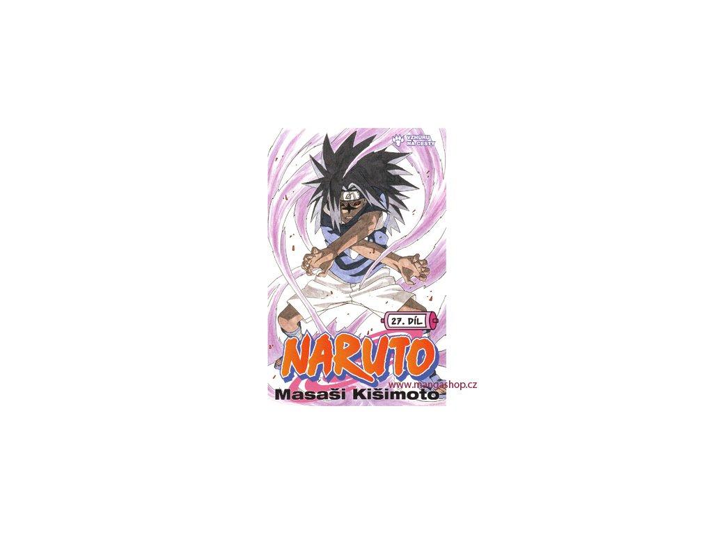 Naruto 27: Vzhůru na cesty