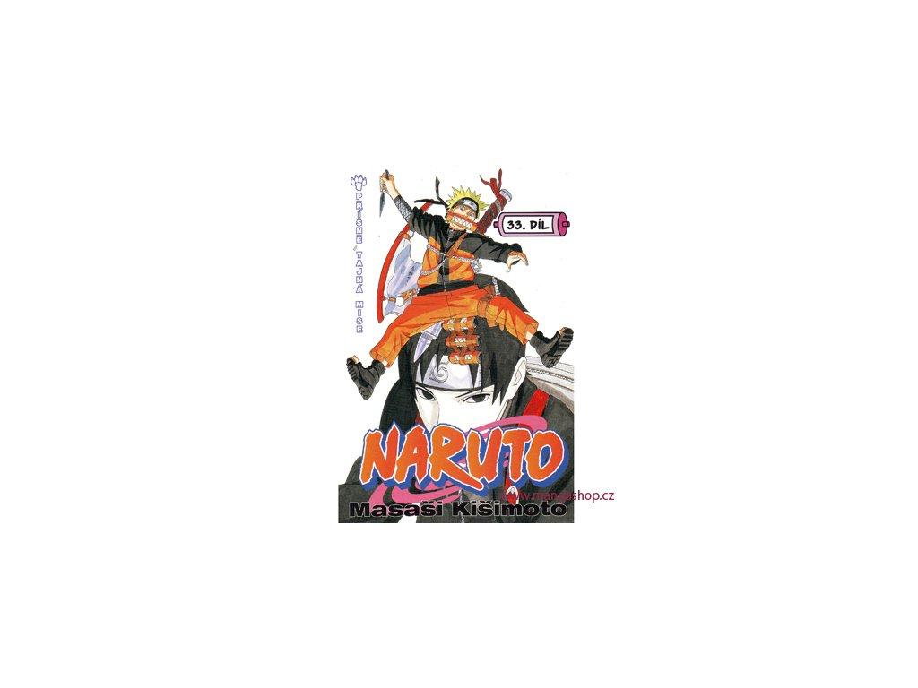 Naruto 33: Přísně tajná mise