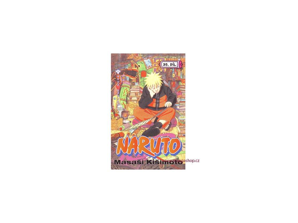 Naruto 35: Nová dvojka