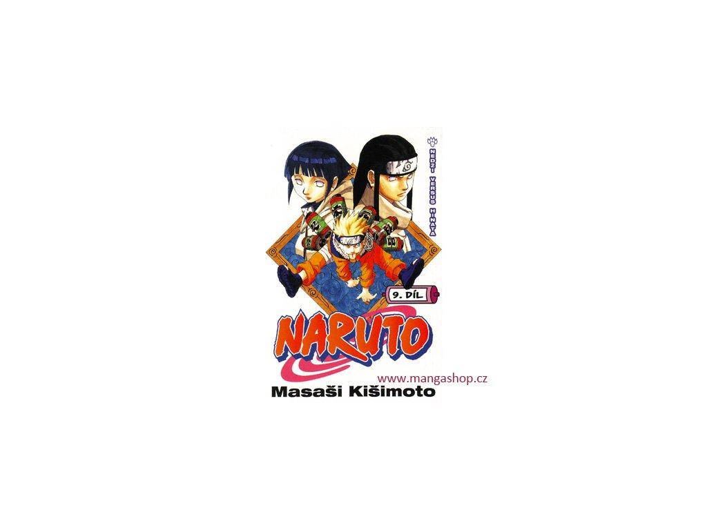 Naruto 9 - Nedži versus Hinata (česky)
