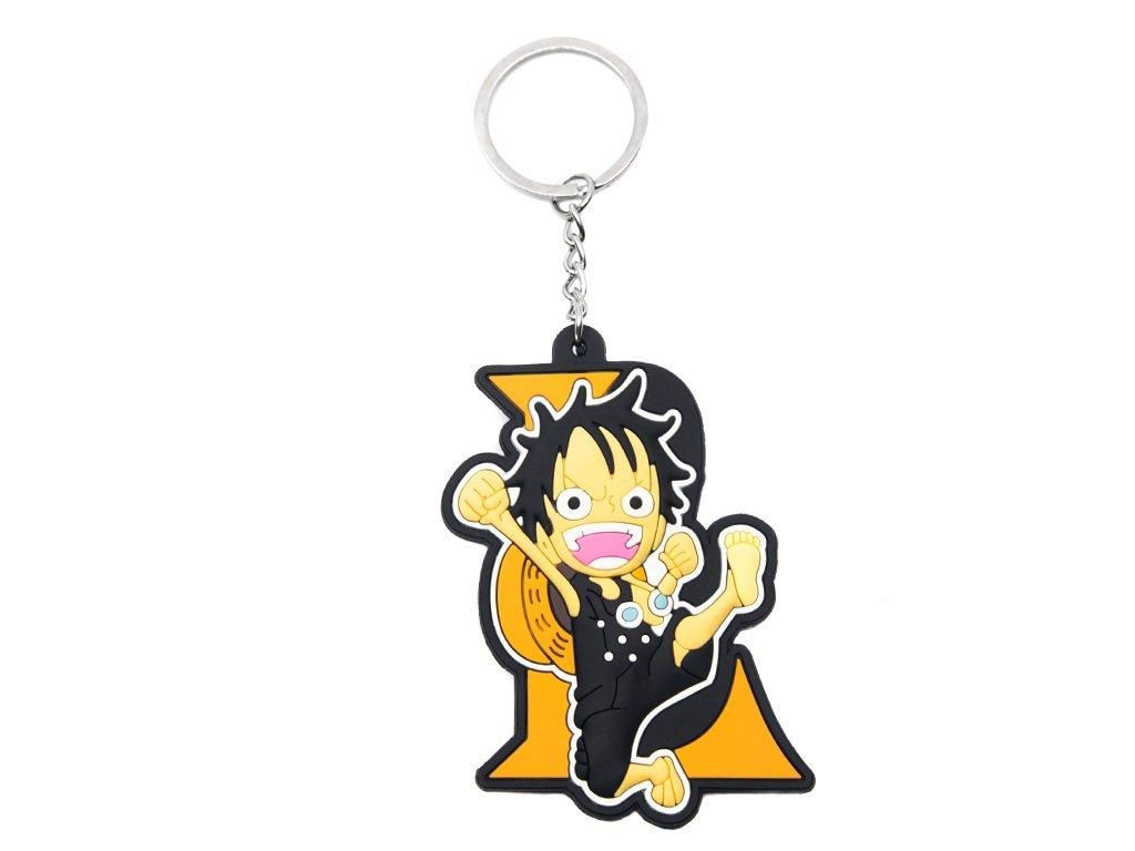 Oboustranná klíčenka - Luffy 2