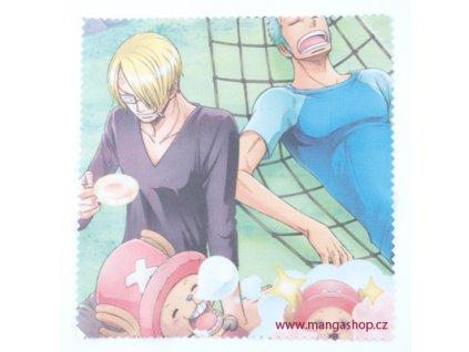 Čistící hadřík - One Piece 5