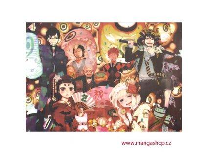 Plakát Ao no Exorcist 47
