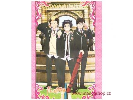 Plakát Ao no Exorcist 8
