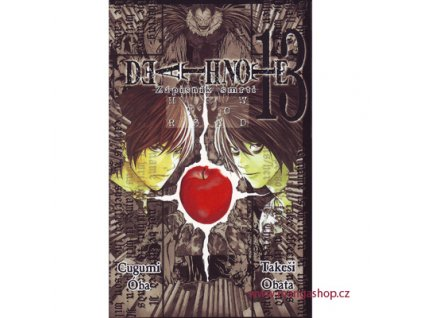 Death Note - Zápisník smrti 13: How to read Death Note