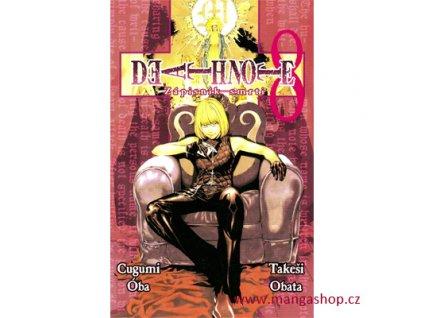 Death Note 8: Zápisník smrti