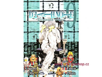 Death Note 9: Zápisník smrti SLEVA