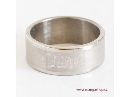 Elegantní prsten FMA