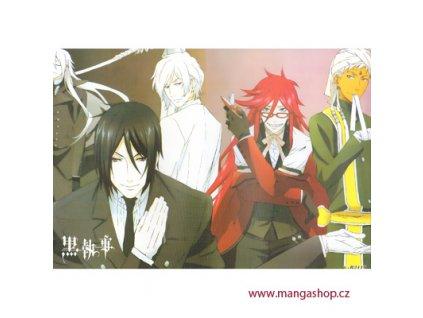 Plakát Kuroshitsuji 205