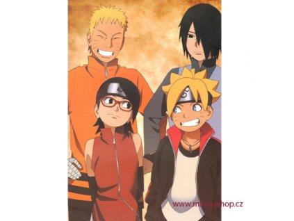 Plakát Naruto 291