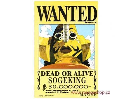 Plakát One Piece 138