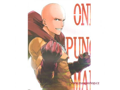 Plakát One Punch Man 11