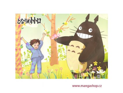 Plakát Totoro 26